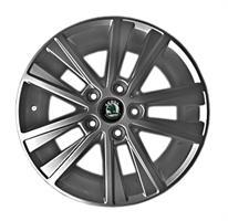 Колесный диск Ls Replica SK44 6.5x16/5x112 D67.1 ET50 серый глянец (GM)