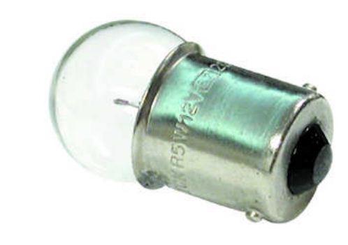 Лампа, 24 В, 5 Вт, R5W, BA15s, PHILIPS, 48338673