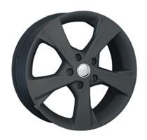 Колесный диск Ls Replica TY152 7x17/5x114,3 D60.1 ET39 чёрный с дымкой (MB)