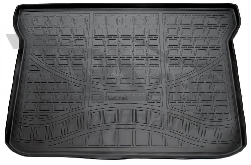 Коврик багажника для Lifan X50 (2015-), NPA00T51750