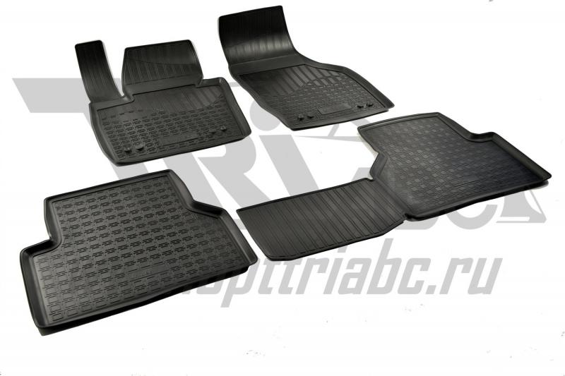 Коврики салона для Audi (Ауди) Q3 (2011-), NPA11C05600
