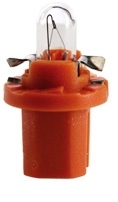"""Лампа """"Plastic base lamps"""", 12 В, 1 Вт, BAX, BX8,5d, NARVA, 17019"""