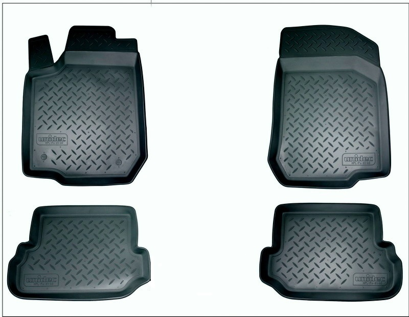 Коврики салона для ГАЗ 31-105 (2007-2010), NPLPO2305