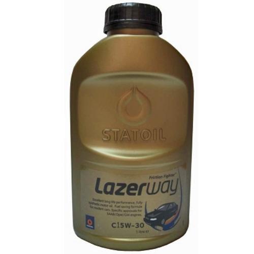 Моторное масло STATOIL LAZERWAY C1, 5W-30, 1л, 1000859