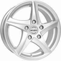 Колесный диск Enzo 101 5.5x14/5x100 D72.6 ET32 серебро (S)
