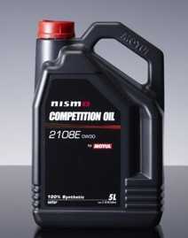 Масло моторное MOTUL NISMO COMPETITION OIL 2208E, 0W-30, 5л, 102821