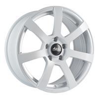 Колесный диск Advanti MK512U 7.5x17/5x114,3 D63.4 ET35 белый с полированным подрезом обода (WUP)