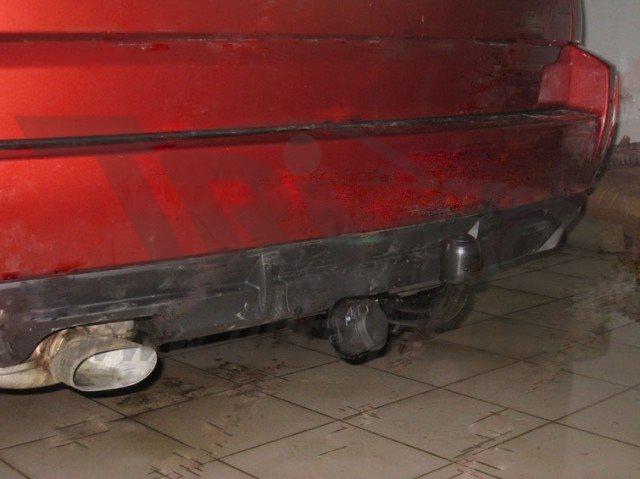 Фаркоп для BMW X3 (2004-2010) без электрики ., BOSAL, 4751A