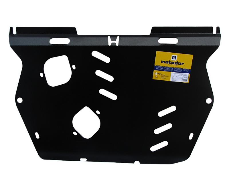 Защита картера двигателя, КПП HONDA CIVIC VIII седан (FD, FA) 2005-2012 все объемы (сталь 3 мм), MOT