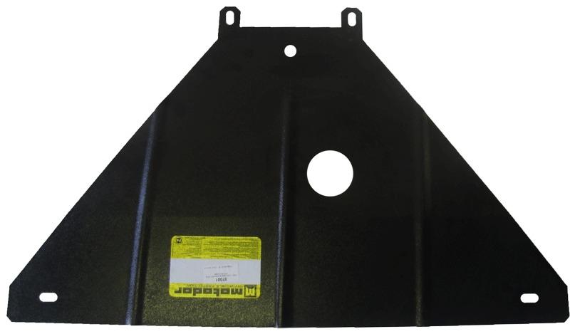 Защита картера двигателя, КПП Mini Cooper 2001-2006 V= все (сталь 2 мм), MOTODOR07001