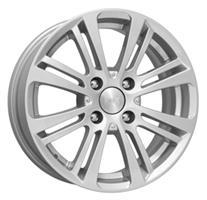 Колесный диск Кик БЕРИНГ 7x16/4x108 D65.1 ET25 black platinum