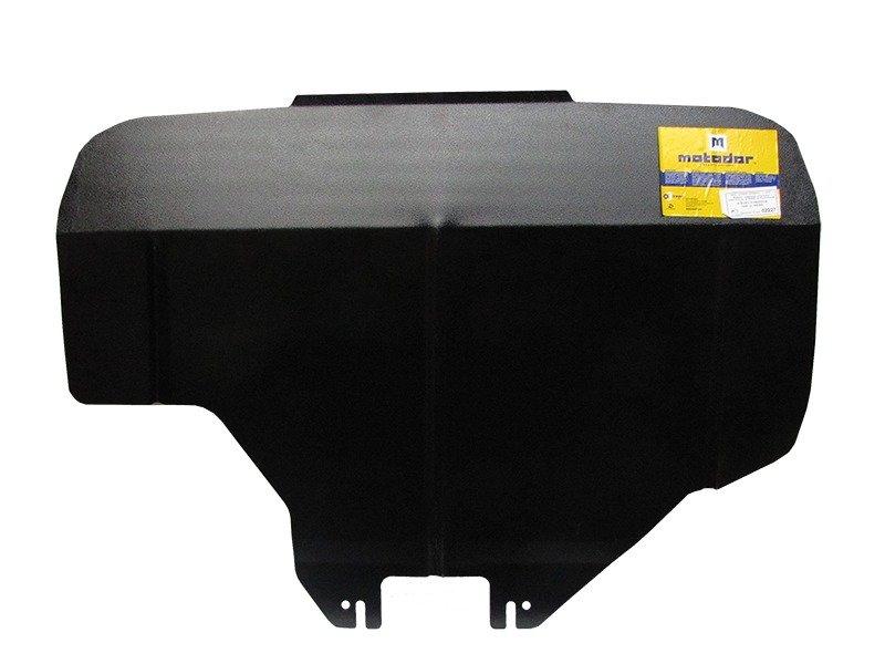 Защита картера двигателя, КПП Subaru Forester III 2008-2012 V=2,0, 2,5 (сталь 2 мм), MOTODOR02227