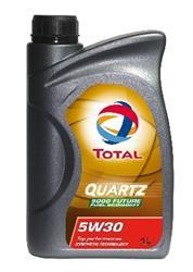 Моторное масло TOTAL QUARTZ 9000 FUTURE, 5W-30, 1л, 166250