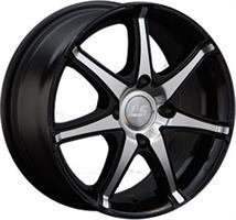 Колесный диск LS Wheels LS 104 6.5x15/5x114,3 D66.1 ET40 черный полированный (BKF)