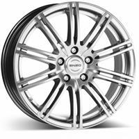 Колесный диск Enzo 103 6.5x15/4x100 D70.1 ET38 серебро (S)