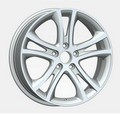 Колесный диск Ls Replica VW27 6.5x15/5x112 D57.1 ET50 серебристый (S)