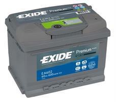 Аккумулятор Premium 12V 60Ah 600A 242х175х175 ETN0 EN клемы Крепление B13