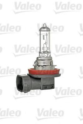 Лампа, 12 В, 55 Вт, H11, PGJ19-2, VALEO, 032 524