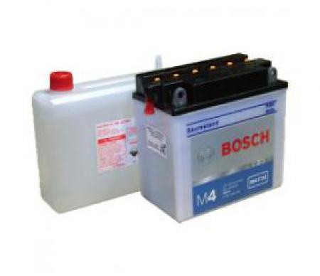 Аккумуляторная батарея Bosch Funstart FreshPack, 12 В, 11 А/ч, 90 А, 0092M4F280