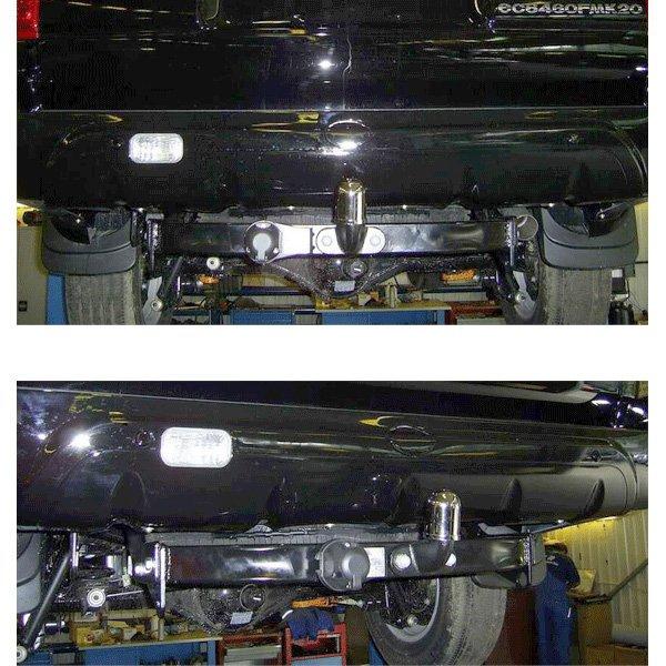 Фаркоп GREAT WALL SAFE SUV Гжель (2005-) без электрики, БАЛТЕКС, GW05
