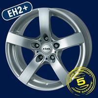 Колесный диск Rial Salerno 8x17/5x120 D72.6 ET20 серебро