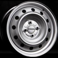 Колесный диск TREBL 53A45R, 5.5x14/4x100, D54.1, ET45, Silver