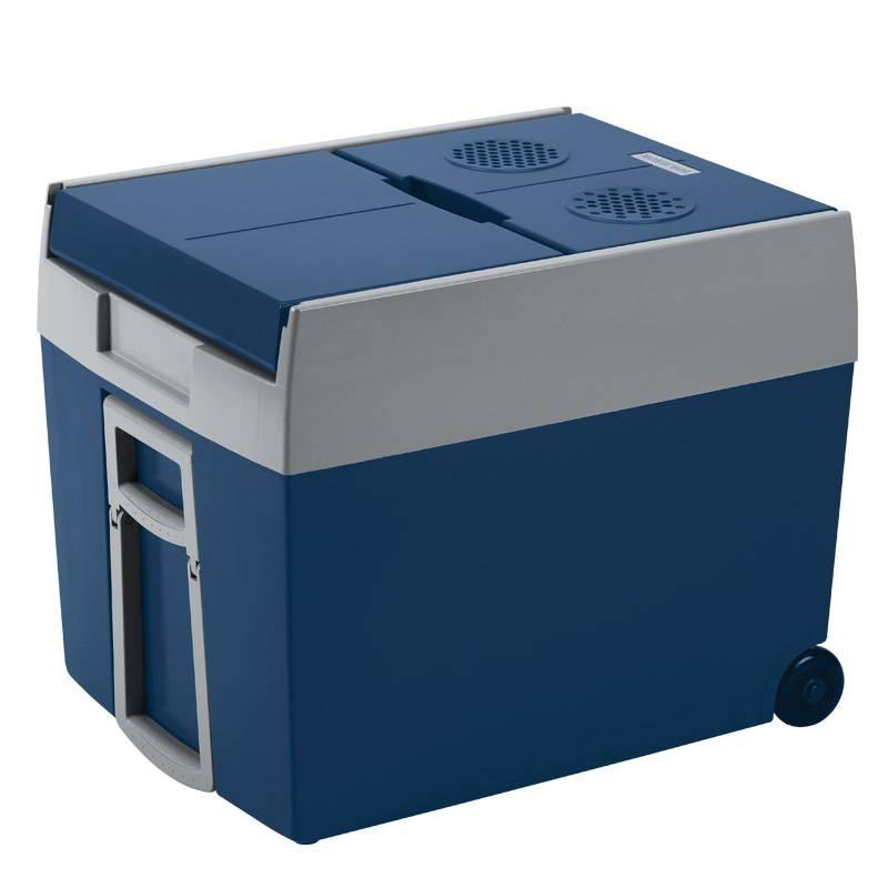 Автохолодильник MOBICOOL W48 AC/DC 48л, охл., колеса, пит. 12/220В, 9105302762