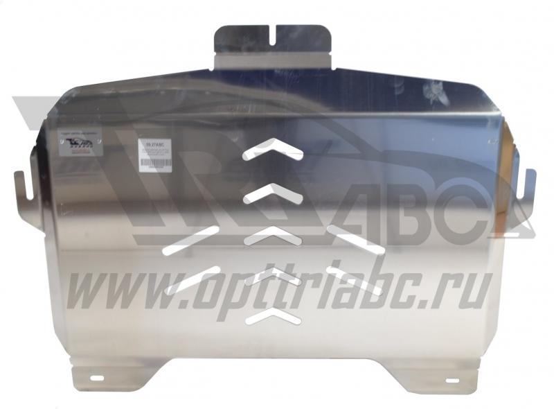 Защита картера двигателя и кпп Acura TLX V-3,5 КПП-все (2015-) (Алюминий 4 мм), 0927ABC