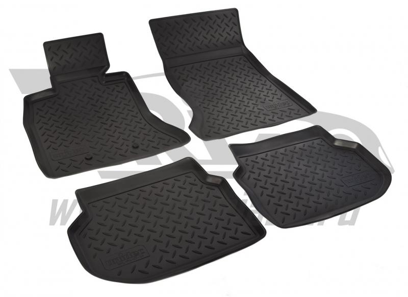 Коврики салона для BMW 5 (F10) (2010-2013), NPLPO0730