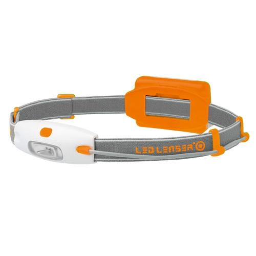 Фонарь налобный LED Lenser NEO Оранжевый, 6113