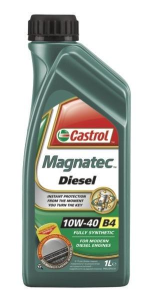 Моторное масло CASTROL Magnatec Diesel DPF, 5W-40, 1л, 58777
