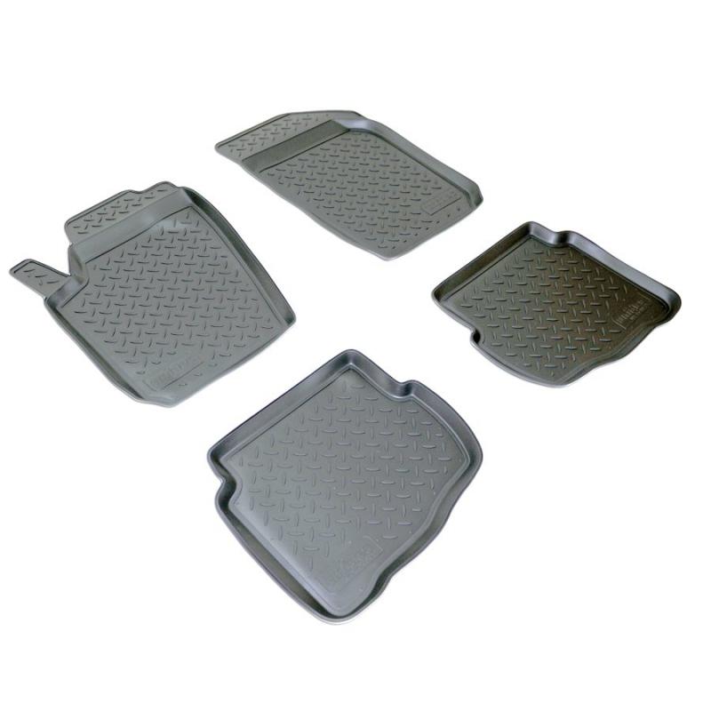 Коврики салона для Seat Ibiza (2008-)/Volkswagen Polo (2009-), NPLPO8025
