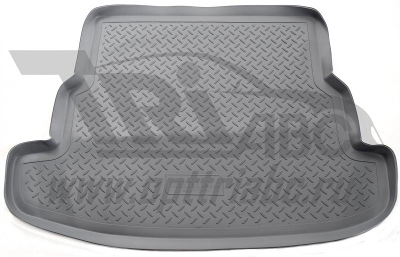 Коврик багажника для Fiat Albea (2006-) Серый, NPLP2101GREY