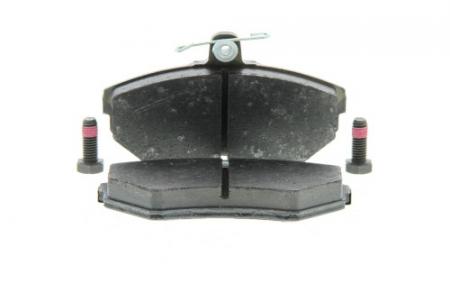 Колодки дисковые Передние, TRW, GDB1437