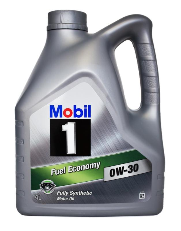 Моторное масло Mobil Fuel Economy, 0W-30, 4л