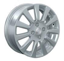 Колесный диск Ls Replica NS65 5.5x15/4x100 D56.6 ET45 серебристый (S)