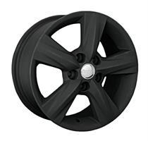 Колесный диск Ls Replica TY177 7x17/5x114,3 D60.1 ET39 чёрный матовый (MB)