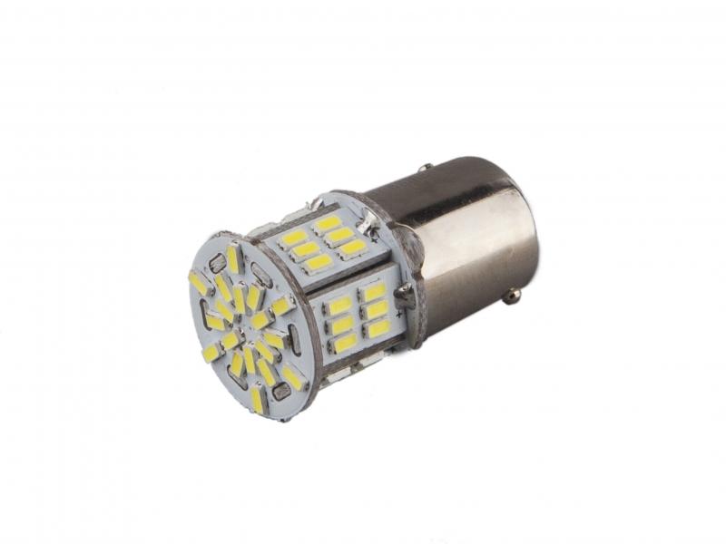 Лампа светодиодная поворотника XENITE (9-30V) (Яркость 600 Lm) упаковка 2шт. P21W, 1009369