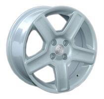 Колесный диск Ls Replica PG33 7x17/4x108 D65.1 ET26 серебристый (S)