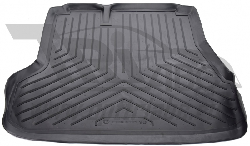 Коврик багажника для Kia Cerato Седан (2004-2009), NPLP4315