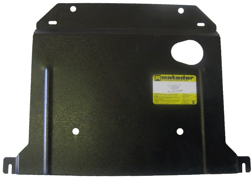Защита картера двигателя, КПП MB Vito 2003-2014 V=2,2CDi (сталь 2 мм), MOTODOR01229