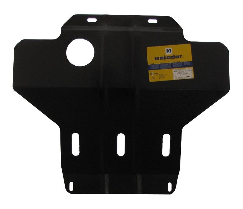 Защита картера двигателя Suzuki Vitara 1990-1999 V= все (сталь 2 мм), MOTODOR02403