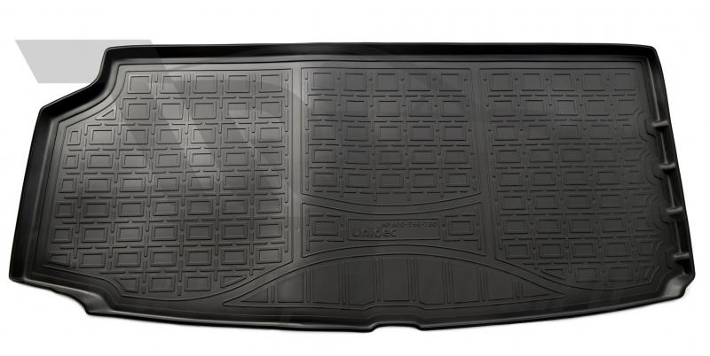 Коврик багажника для Volvo XC90 (2015-) ( разложенный 3 ряд), NPA00T96780