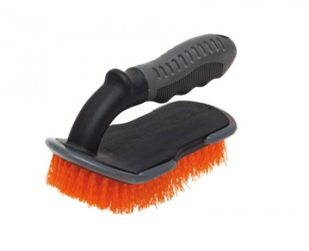 Щетка для мытья с жесткой щетиной, средняя, AIRLINE, ABI02