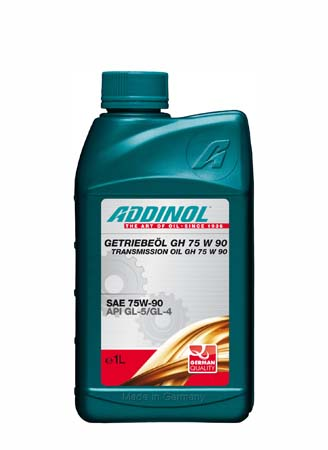 Трансмиссионное масло ADDINOL Getriebeol GH SAE 75W-90 (1л)