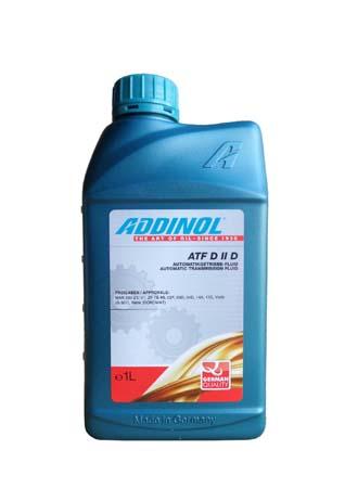 Трансмиссионное масло ADDINOL ATF D II D (1л)