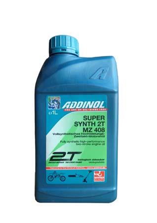 Моторное масло ADDINOL Super Synth 2T MZ 408 (1л)
