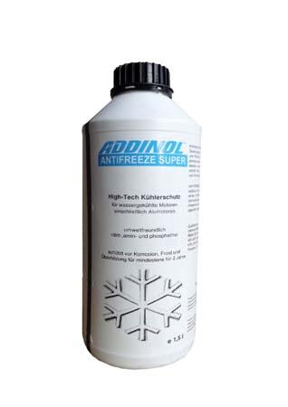 Антифриз концентрированный ADDINOL Antifreeze Super (1,5л)