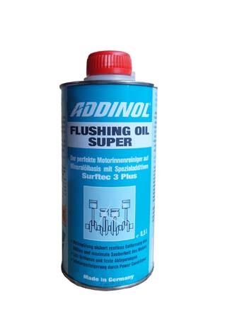 Промывка масляной системы ADDINOL Flushing Oil Super (0,5л)