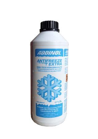 Антифриз концентрированный ADDINOL Antifreeze Extra (1,5л)